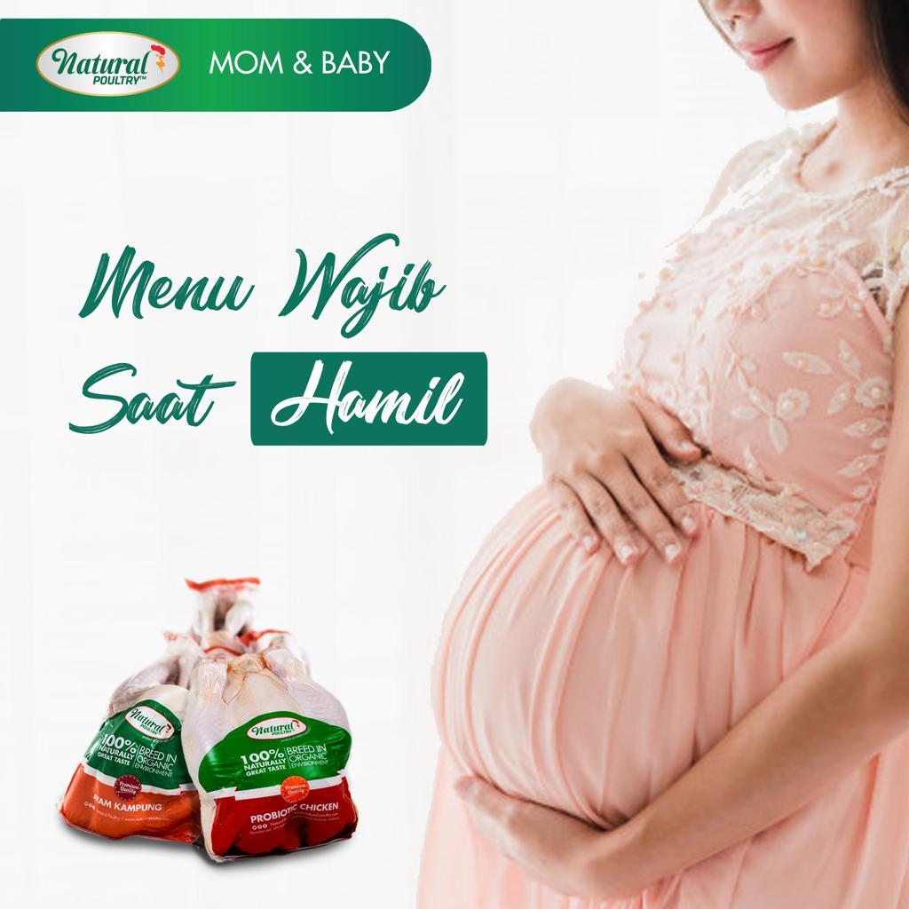 menu wajib untuk ibu hamil