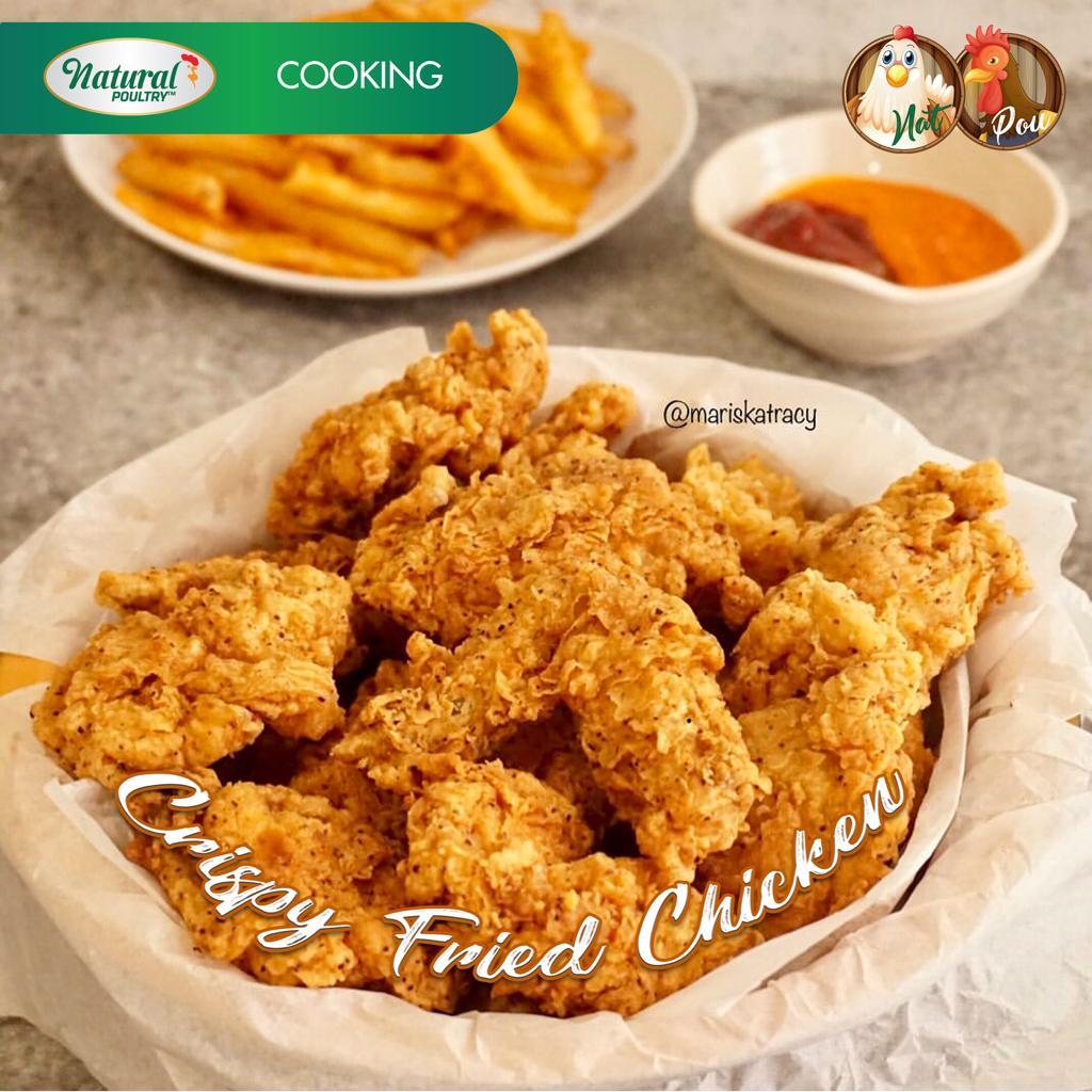 Resep Ayam Goreng Crispy