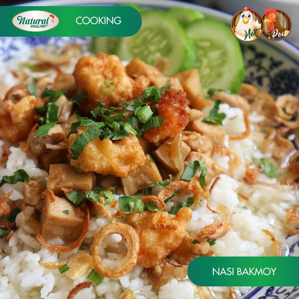 Resep Nasi Bakmoy