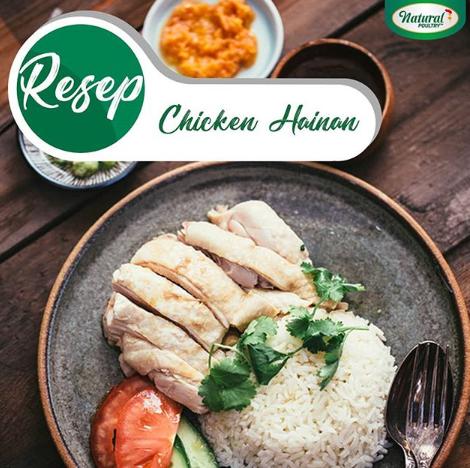 resep chicken hainan