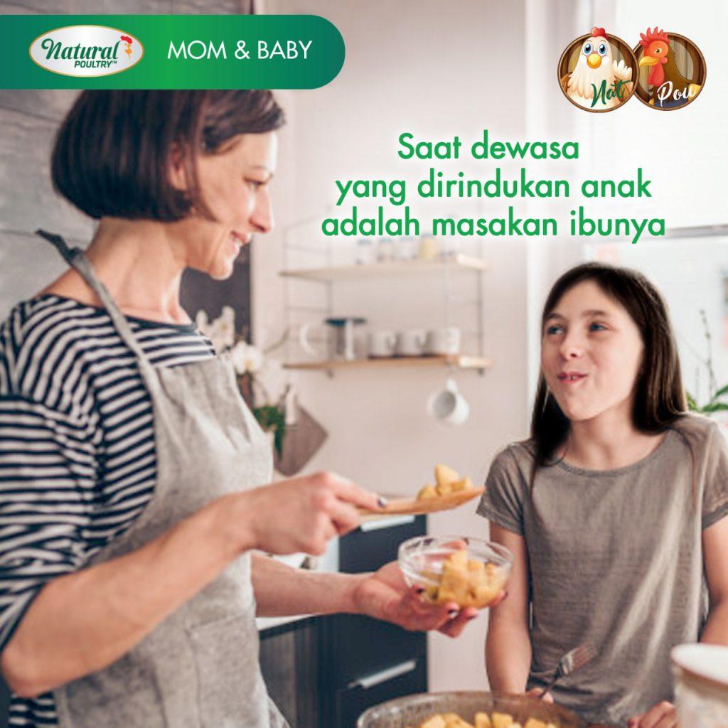 masakan rumah untuk anak