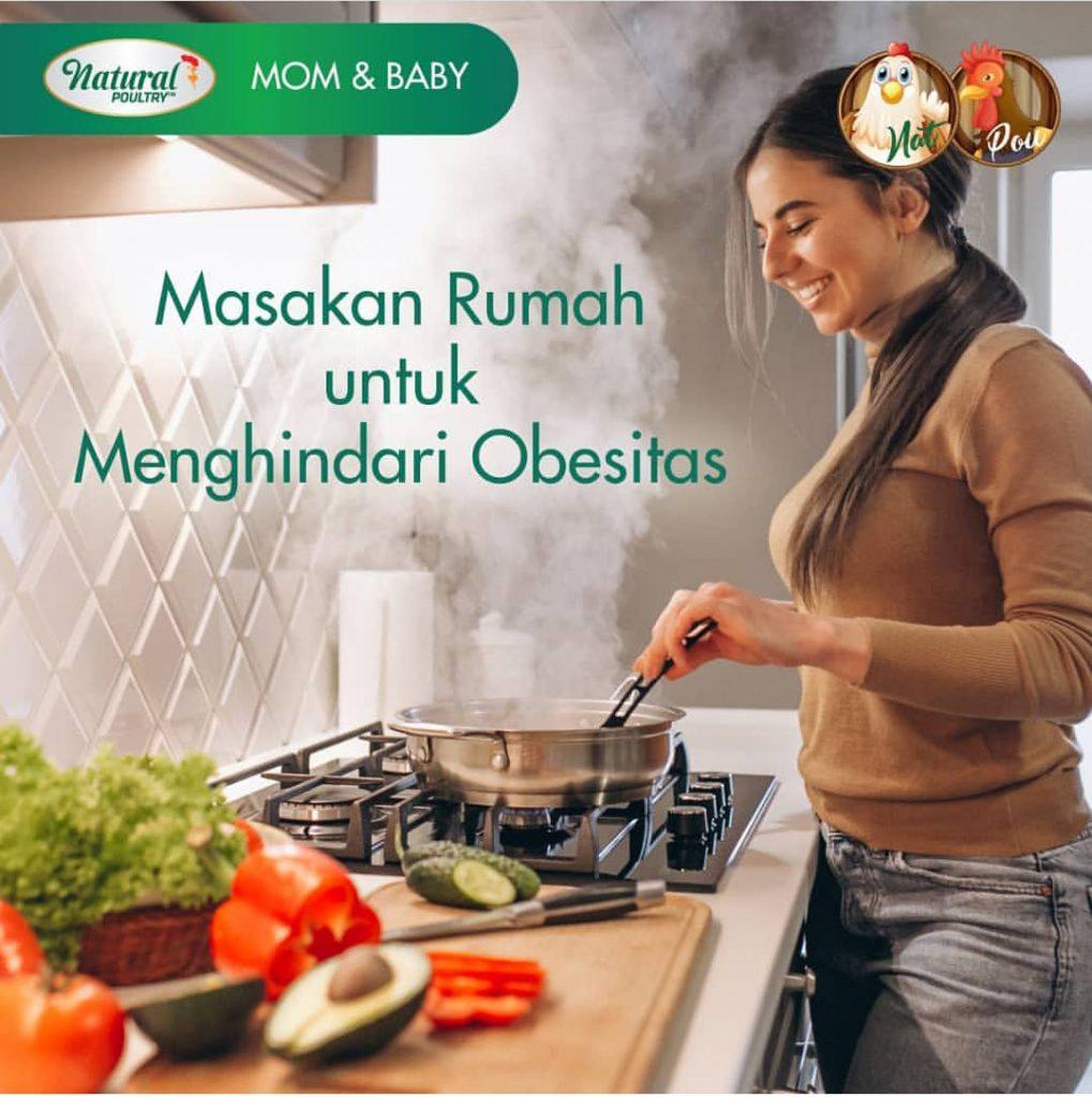 masakan rumah untuk obesitas