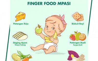 FINGER FOOD MPASI 4 BINTANG