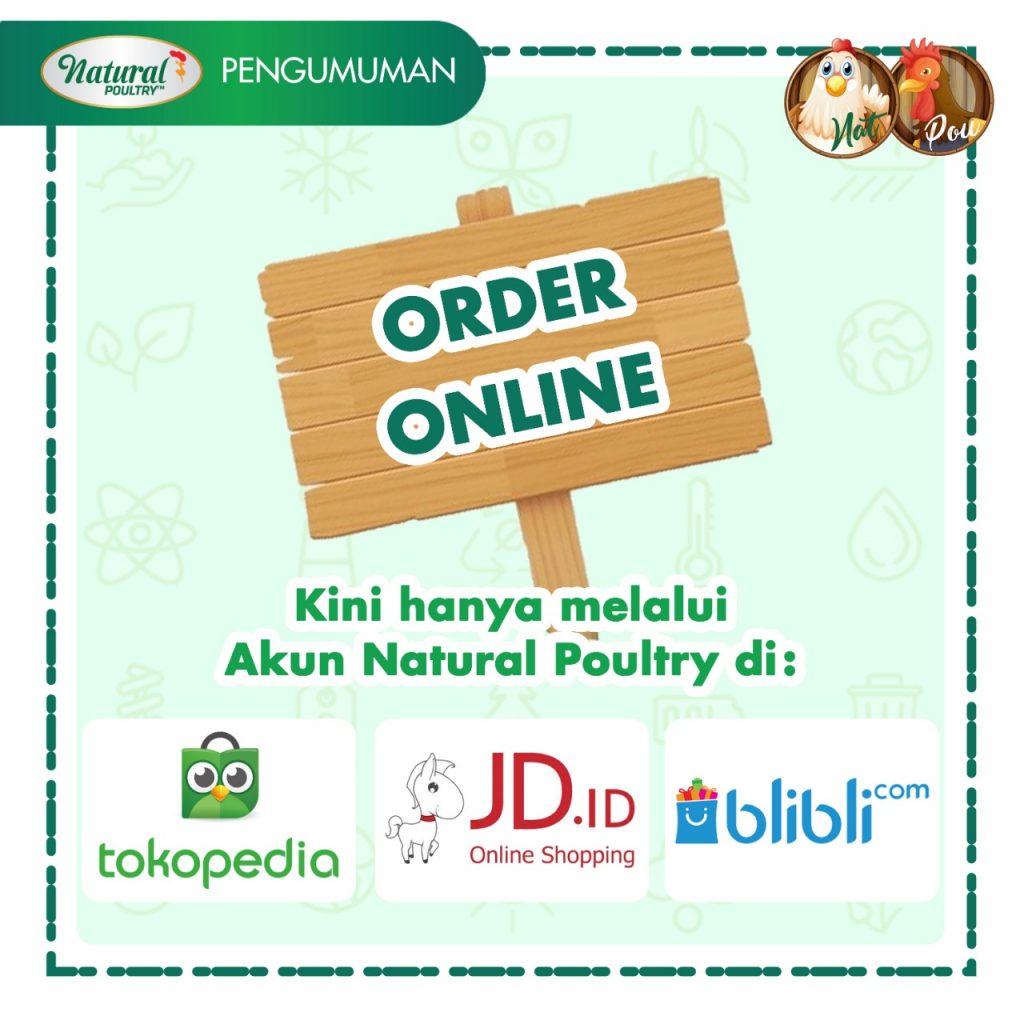 ORDER AYAM PROBIOTIK JAKARTA ONLINE