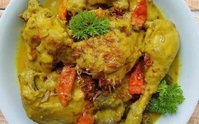 3 Resep Ayam Kampung Paling Mudah dan Lezat
