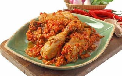 Resep Ayam Rica-Rica yang Bikin Nagih, Begini Caranya!