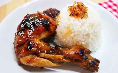 Resep Ayam Bakar Madu Plus Bumbu Oles Spesial Untuk Keluarga Dirumah